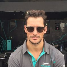 We're with David Gandy in the Jaguar garage at Formula E - stay tuned for our exclusive video interview and find out how he learned how to drive and what his favourite driving holidays in the world are : Editor, Digital @dervlalouli . . . . . . . . @genavieveco @jaguar @jaguarracing @davidgandy_official @formula_e_official @formulaelifestyle @hkformulae #davidgandy #formulae #britishmodel #menhk #racinghk #racetoinnovate #jaguarelectrifies