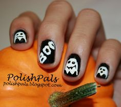 "Polish Pals: I ""Ghost-a"" Do It!"