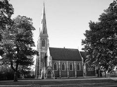 Anglican Church. Copenhagen #copenhagen  #denmark  #denmarkphotography  #blackandwhitephotography  #stellahaugephoto