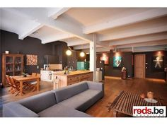 wit plafond, donkere muren Vs, Furniture, Home Decor, Interior Design, Home Interior Design, Arredamento, Home Decoration, Decoration Home, Interior Decorating