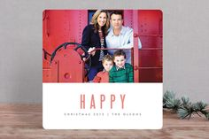We're Happy by Kate Grono at minted.com