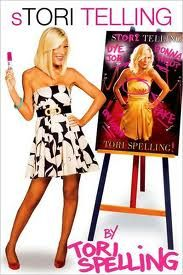 Don't judge me!!! Yes, I like Tori Spelling and at times I need to read a little fluff. This book was so self-deprecatingly funny that I became a Tori Spelling fan. She writes about growing up a Spelling and the perception of what people that that meant vs. the reality of growing up in the spotlight with a famous father. Tori also dishes inside scoop from her days on 90210. It's a good, light read.