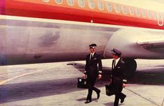 28 Amazing Pictures From The Golden Age Of Airlines