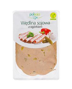 well-polsoja-szojafelvagott-uborkas-vegan Well Well, Wellness, Vegan, Food, Red Peppers, Essen, Yemek, Meals