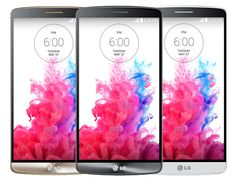LG G3 - Simple is the new smart. Introducing the world's most anticipated smartphone LG G3.