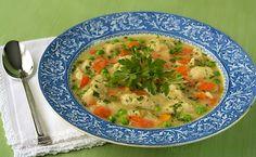 The Café Sucré Farine: Chicken & Dumpling Soup - It's what is for dinner. Yum!
