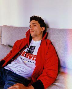 The t-shirt Denver of Jaime Lorente on his account Instagram The of on his account Instagram Crush Crush, Denver, Netflix Home, Bad Boy Aesthetic, Jack Johnson, Most Beautiful People, Fine Men, Hot Boys, Little Liars