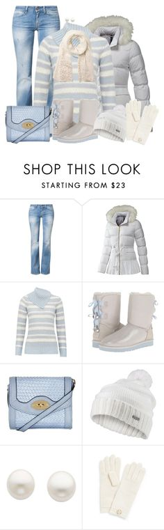 """""""Brrrrrr Winter"""" by cnh92 ❤ liked on Polyvore featuring Meltin'Pot, adidas, UGG Australia, Topshop, Reebok, Reeds Jewelers, Tory Burch, Witchery, women's clothing and women's fashion"""
