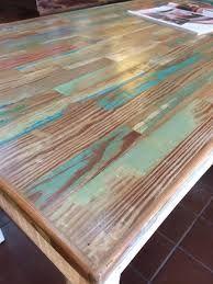 Resultado de imagen para patina verde sobre madera