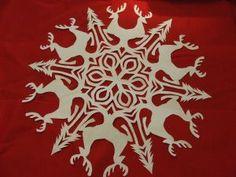 snowflake pattern | Tim Latimer - Quilts etc