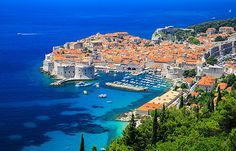 Dubrovnik city guide: What to do on a Game of Thrones inspired weekend in Croatia's walled city Villa Dubrovnik, Hotels In Dubrovnik, Dubrovnik Croatia, Cruise Destinations, Amazing Destinations, Cruise Vacation, Montenegro, Croatia Travel Guide, Croatia Tourism