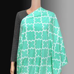 Cotton Nursing cover scarf nursing cover infinity by BabyNursing