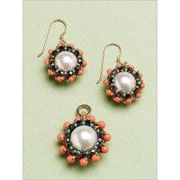 Season's Delights Earrings | InterweaveStore.com