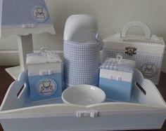 Kit higiene bebê da mamãe Jordana