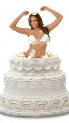 Naked babe birthday cake agree, your