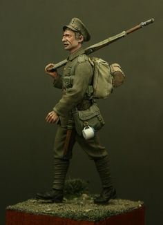 Tommy's War figures now in stock at highcalibreminiatures.com!!!!! $18