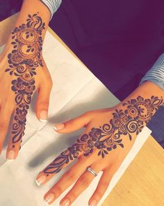 Mehandi ❤❤❤Follow for more pin like this @Nutan03 Henna Hand Designs, Eid Mehndi Designs, Mehndi Designs Finger, Mehndi Designs For Girls, Mehndi Designs For Beginners, Mehndi Design Photos, Mehndi Designs For Fingers, Beautiful Mehndi Design, Latest Mehndi Designs
