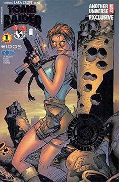 Tomb Raider: The Series #1N VF/NM ; Image comic book