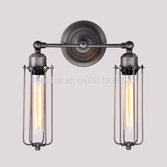 59.00$  Watch here - http://alin23.shopchina.info/go.php?t=2023291870 - Loft American Vintage rural industrial Rust Metal iron wall lamp Edison light For Bar Hall Coffee Shop Club Store Restaurant 59.00$ #aliexpresschina