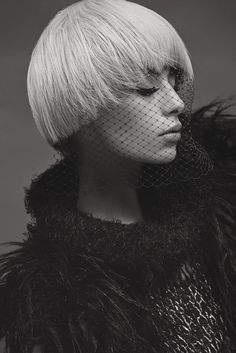 The Qualia Collection: An Exploration of Textures, Patterns and Silhouettes by Tracey Hughes | Modern Salon