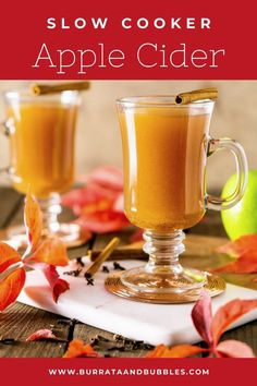 If you're looking for festive fall recipes, you'll love this slow cooker homemade apple cider! This easy homemade apple cider can be made on the stove, and it's perfect for any fall party. #applecider #appleciderslowcooker #slowcookerapplecider #slowcookerrecipes #fallcocktails #homemadeapplecider #homemadeapplecidercrockpot #crockpotrecipes #fallrecipes #besthomemadeaapplecider #bestapplecider Drink Recipes Nonalcoholic, Best Cocktail Recipes, Yummy Drinks, Fall Dinner Recipes, Fall Recipes, Real Food Recipes, Best Apple Cider, Homemade Apple Cider, Cider Cocktails