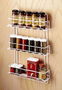 I think this would be a little to narrow for my Ikea spice jars that hold tons of embellishments.