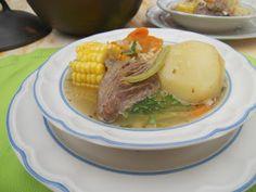 Beef Casserole - CAZUELA de VACUNO - Cocina Chilena - Recetas Caseras