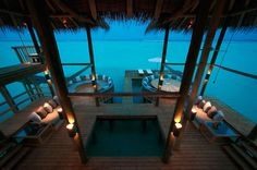 Luxury in Bora Bora