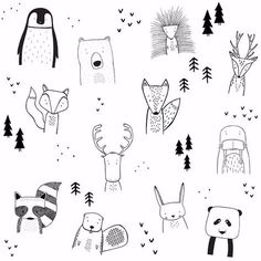 The wild kids apparel doodle art, doodle kids, bullet journal doodles ideas, bullet
