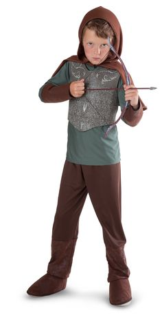 Robin Hood Costume for $8 - I think this is a must have- need to hurry before the sizes run out!