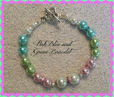 A Beautiful Bracelet to match the Beautiful by B4Jjewelrydesigns, $13.60