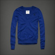 Abercrombie & Fitch - Shop Official Site - Womens - Sweaters - Pullovers - Parker