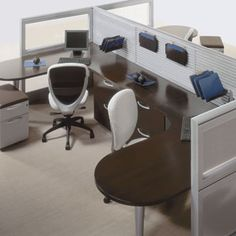 19 best desking systems workstations images office cubicles rh pinterest com