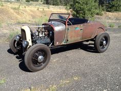 1929 A roadster