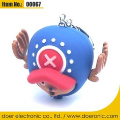 Light Sound Chopper Cartoon Characters Keychain | Doer Electronic the Animals Novelty Gadgets Supplier from China, Welcome to the World of Animals Fun.