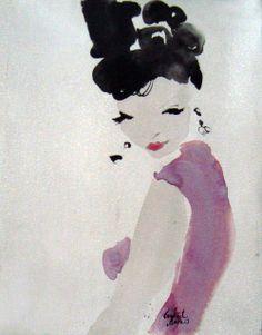 shy, Bridget Davies