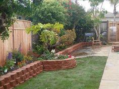 Image result for gabion garden