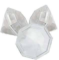 Picking the container for your favor can be as fun as the favors themselves! Our Diamond Shaped Favor Box is perfect for one of our light up rings or some tasty treats at your bridal shower, bachelorette party, or recital dinner! Bachelorette Decorations, Bachelorette Party Favors, Wedding Decorations, Anniversary Party Favors, 60 Wedding Anniversary, Favor Boxes, Wedding Supplies, Diamond Shapes, Party Themes