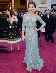 Oscar Dresses 2013   ELLE UK