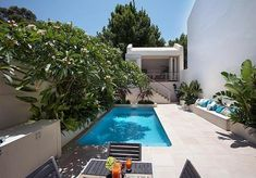 2 Small Backyard Ideas Designing Chic Outdoor Spaces with Swimming Pools