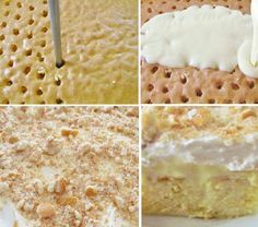 Banana Pudding Cake - HowToInstructions.Us