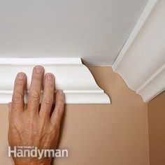 How to Cope Joints- Better than mitering | The Family Handyman