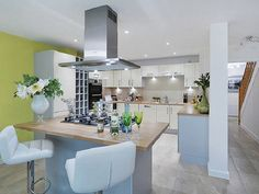 Modern Kitchen Island IdeasKitchen Ideas