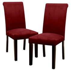 Avington Velvet Dining Chair (Set of 2)