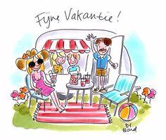 Vakantie! #camping #blondamsterdam