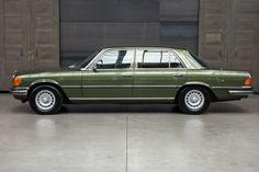 1977 Mercedes-Benz S-Class - 450 SEL 6.9 | Classic Driver Market