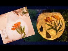 🏮Como hacer Lámparas de Papel (fácil y rápido) - YouTube Leaf Tattoos, Leaves, Vase, Crafty, Diy, Painting, Youtube, Seashore Decor, General Crafts