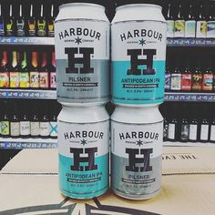 New Beers. Pilsner & Antipodean IPA from @harbourbrewing in stock now