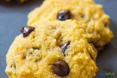 Sin Gluten, Galletas Chocolate, Good Food, Low Carb, Sweets, Healthy Recipes, Cookies, Desserts, Control