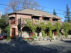 The French Laundry .  I want to eat here someday, buy with it almost $300 per person I don't think it will happen anytime soon :-/